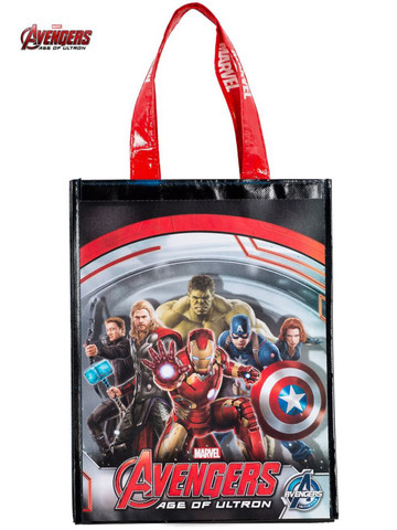 Avengers 2 Trick Or Treat Canvas Bag