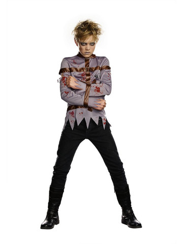 Boy's Gone Mental Costume