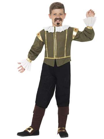 Boys Shakespeare Costume