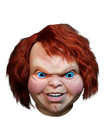 Child's Play 2 Evil Chucky Adult Mask