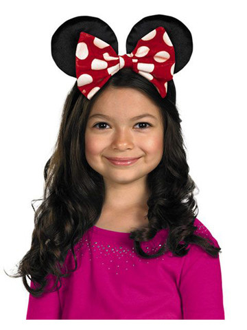 Girls Disney Minnie Mouse Ears Boutique