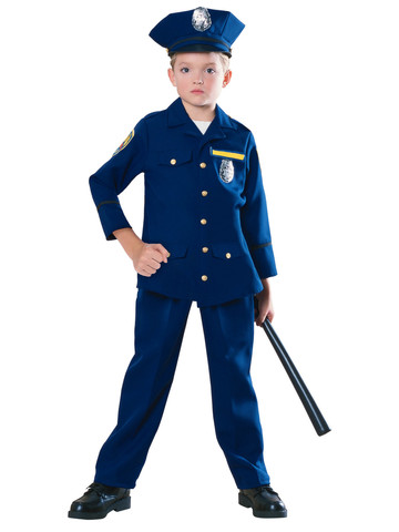 Police Officer - Childrens Costume