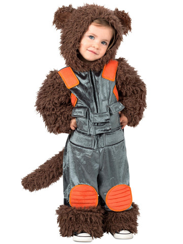 Marvel Rocket Raccoon Costume for Toddlers