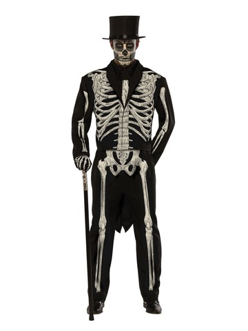 Men's Bone Chillin Costume