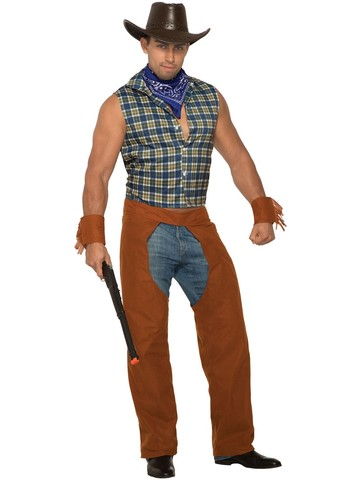 Lone Star Stud Mens Costume