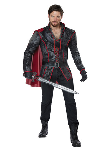 Men's Storybook Huntsman Costume