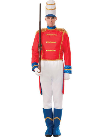 Men's Toy Soldier Costume