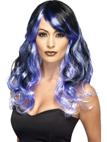 Midnight Siren Ombre Wig