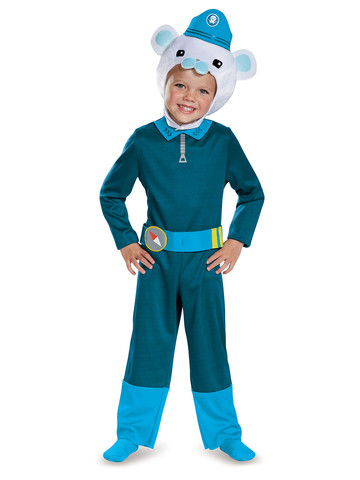Octonauts Captain Barnacles Classic Toddler Costume