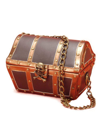 Pirate Chest Handbag