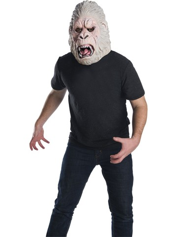 Overhead Rampage George Latex Mask