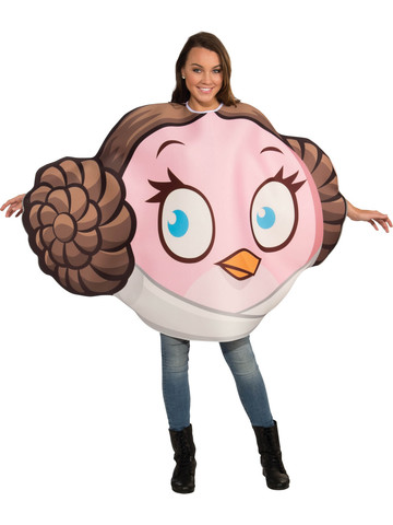 Adult Angry Birds Leia Costume