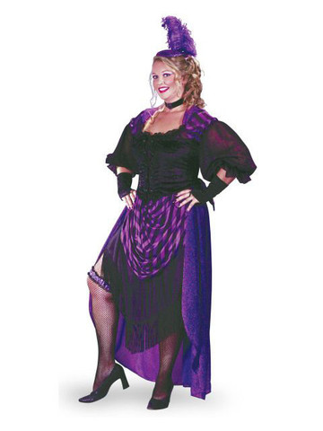 4d391193481 Plus Size Girl Halloween Costumes & Lady Maverick Adult Plus Costume ...