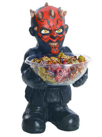 Star Wars Adult Darth Maul Candy Holder