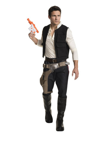 Star Wars: Han Solo Grand Heritage Adult Costume