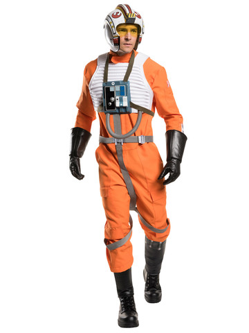 Star War's Classic X Wing Fighter Grand Heritage Adult Costume