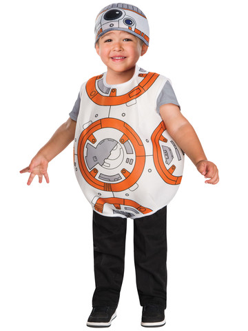 Star Wars Episode VII: The Force Awakens - Toddler BB - 8 Costume