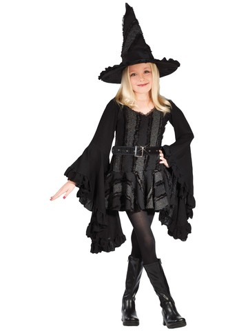 Stitch Witch Child Costume