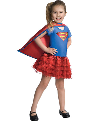 Supergirl Dress Up Set - Toddler