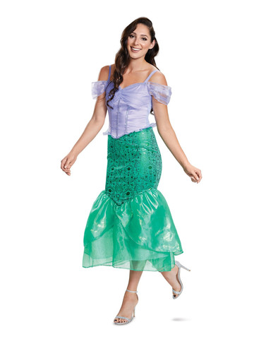 The Little Mermaid: Ariel Deluxe Women's Costume