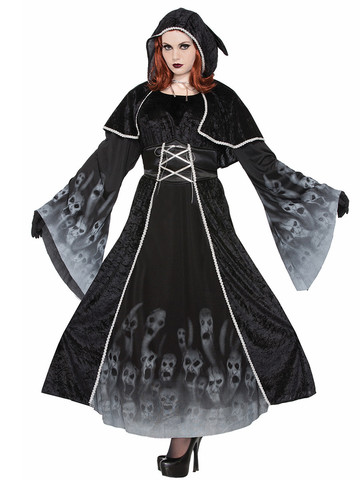Womens Forsaken Souls Curvy Costume  sc 1 st  Costume SuperCenter & Scary Costumes - Scary Halloween Costume for Kids and Adults
