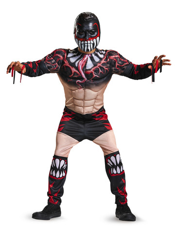 WWE Finn Balor Classic Muscle Child Costume